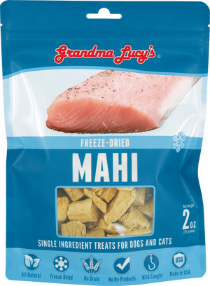 grandma lucys freeze dried mahi fish treats 884308580088