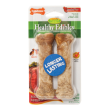 Nylabone Healthy Edibles Roast Beef Chew Treats