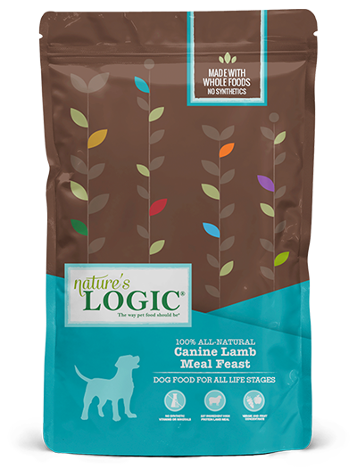 Nature's Logic Lamb Dog Food