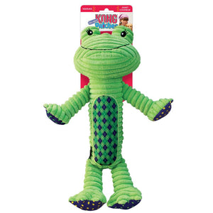 kong patches adorables frog xl dog toy