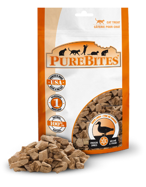 PureBites® Freeze-Dried Duck Liver Cat Treats