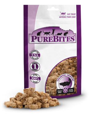PureBites® Freeze-Dried Ocean Whitefish Cat Treats