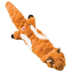 ethical pet spot skinneeez extreme quilted chipmunk dog toy