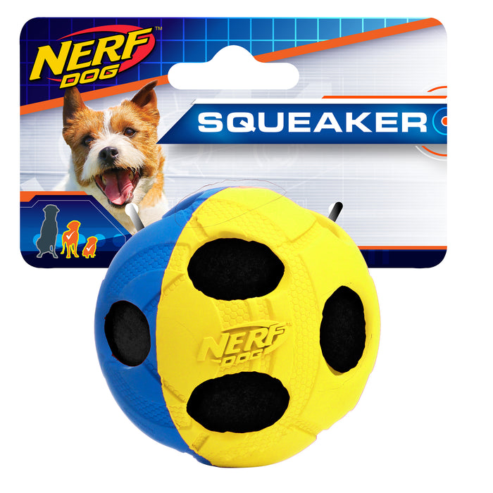 Nerf Dog Rubber Wrap BASH Tennis Ball