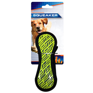 nerf dog ruff cut barbell medium