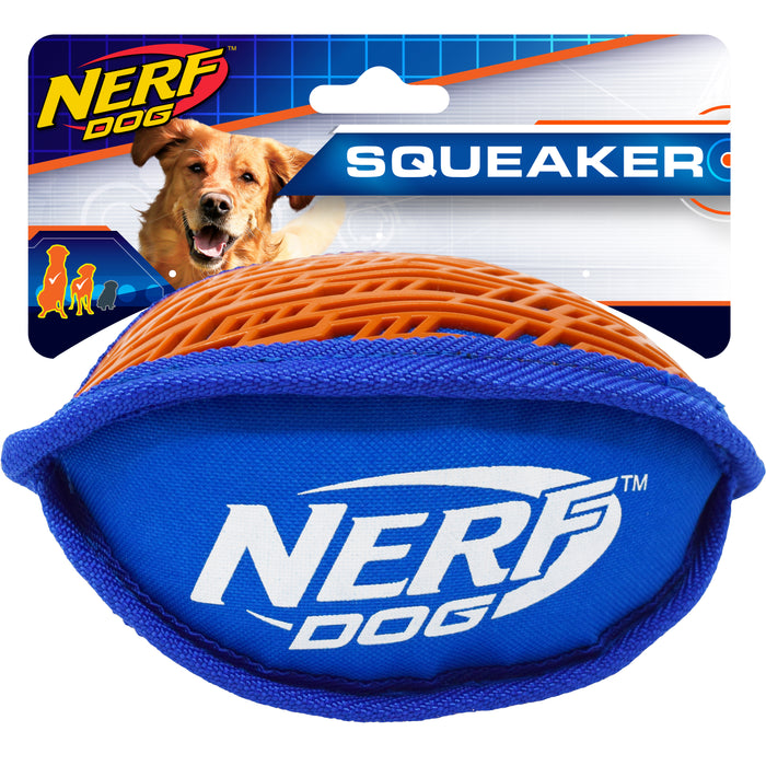 Nerf Dog Ruff Cut Football