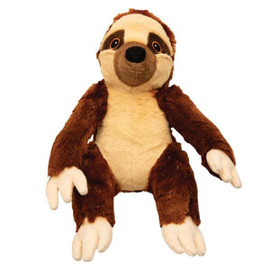 snugarooz snug arooz plush dog toy sasha the sloth 712038962631 077225