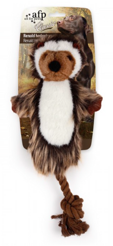 All for Paws Dog Toy Classic Renald Hedgehog