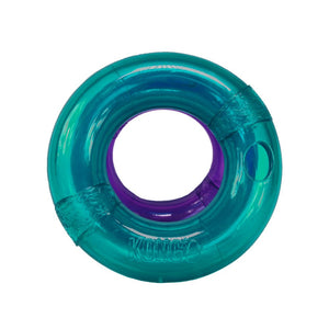 kong treat spiral ring interactive puzzle dog toy
