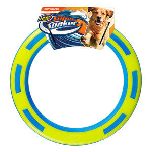 nerf dog super soaker toss and tug ring
