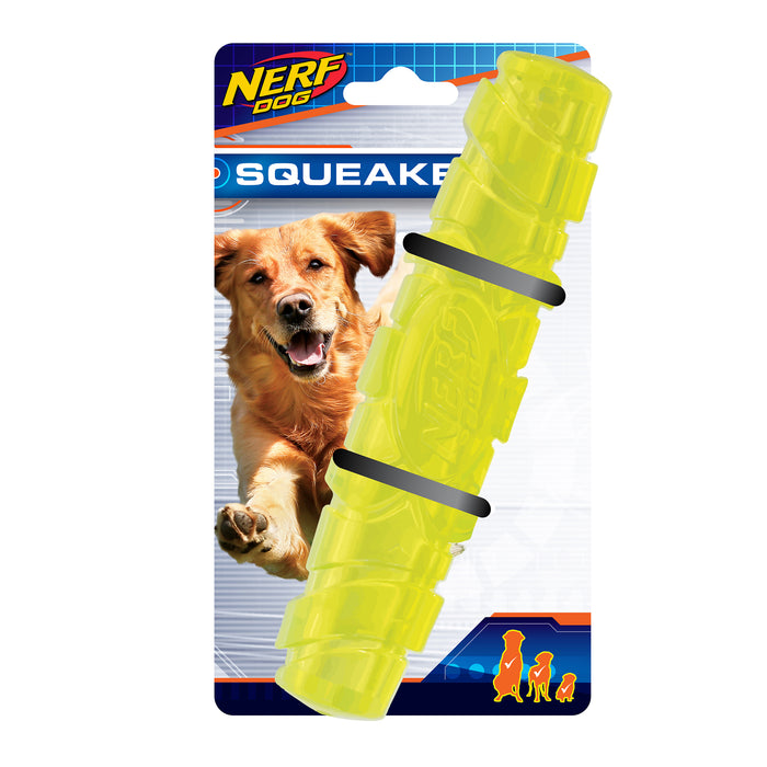Nerf Dog TPR Squeak Stick