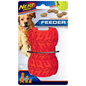 nerf dog tire feeder slow feeder small medium large