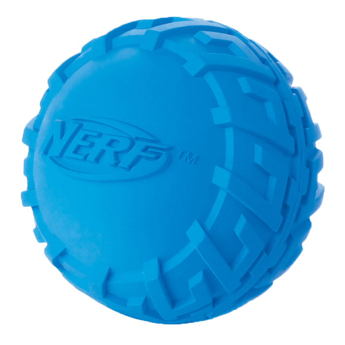 Nerf Dog Tire Squeak Ball