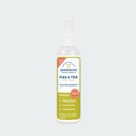 Wondercide Flea & Tick Repellant Lemongrass