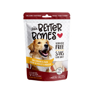 Zeus Better Bones BBQ Chicken Bones 4 Pack