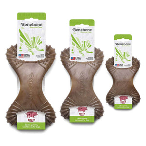 benebone bene bone peanut butter dental chew rocker dog