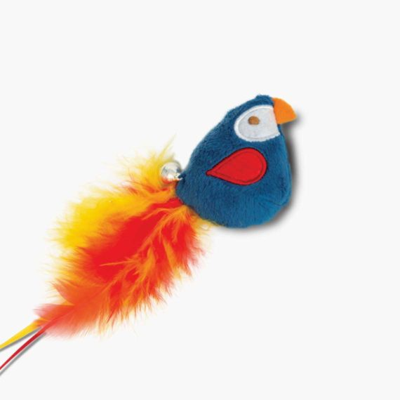 Catit Pirates Catnip Toy – Parrot