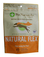 Pet Naturals Natural Flex for Dogs 45 Chews