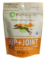 Pet Naturals Hip + Joint Medium & Large Dogs 21 Chews