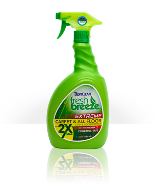 Tropiclean 2X Carpet and All Floor Cleaner 32 oz