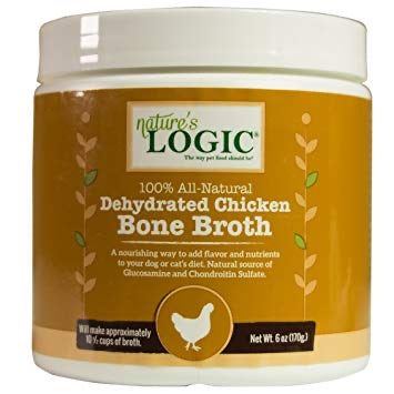 Nature's Logic Dehydrated Chicken Bone Broth 6 oz