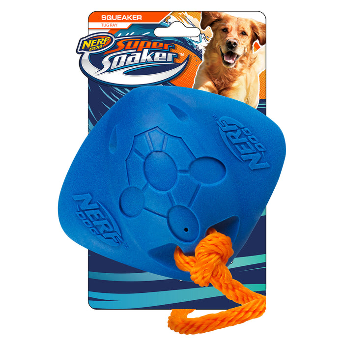 Nerf Dog Super Soaker Tug Ray