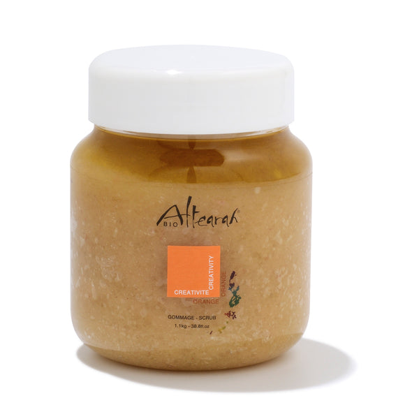 Orange Scrub 1.1kg