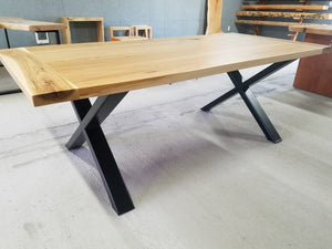 Hickory Farmhouse Style Dining Room Table - Shipping Not ...