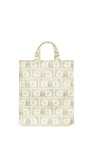 SHAVON DOLLARS TOTE BAG