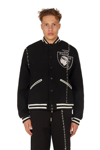 SOLO DOLLARS COACH JACKET