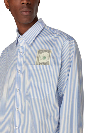 DESIREE DOLLAR STRIPES SHIRT