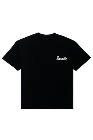 JACKY Y-NECK SHORT SLEEVE SHIRT