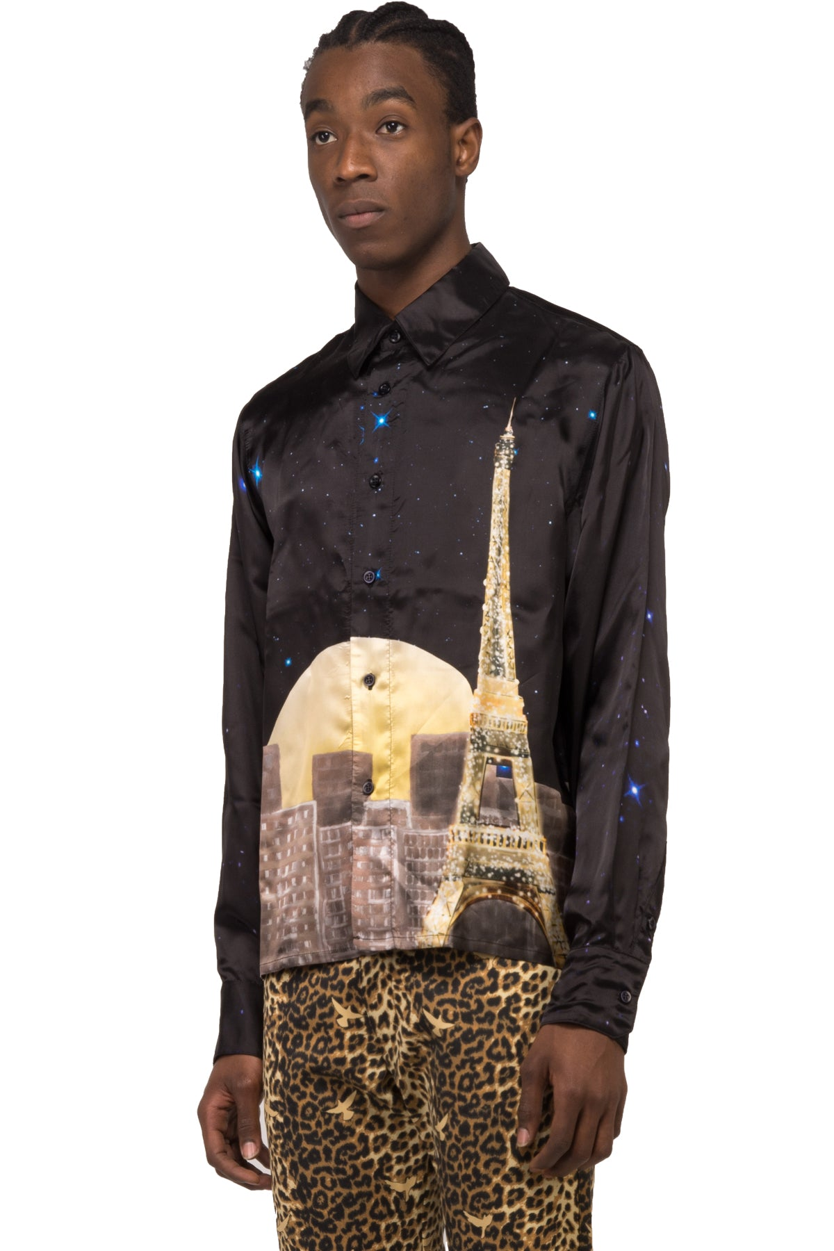 DESIREE PARIS BUTTON SHIRT