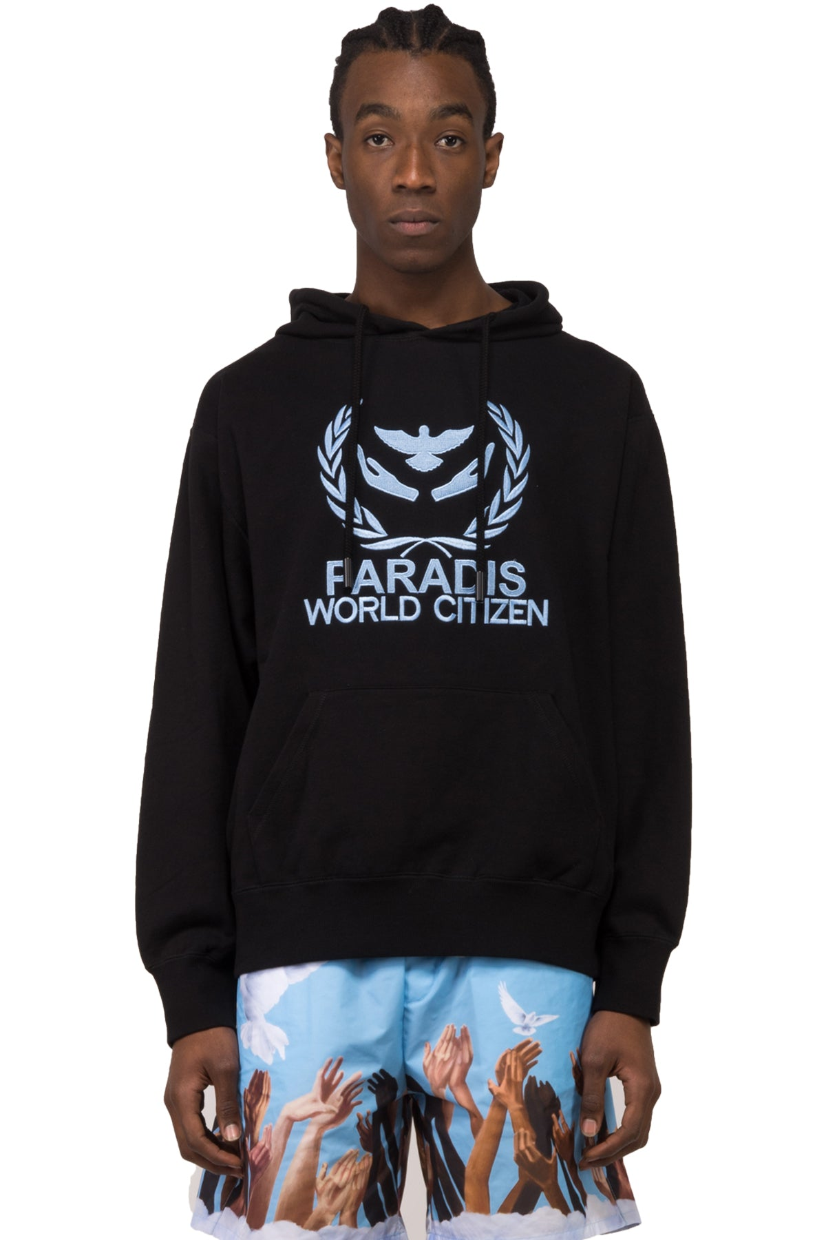 MARIA WORLD CITIZEN HOODIE
