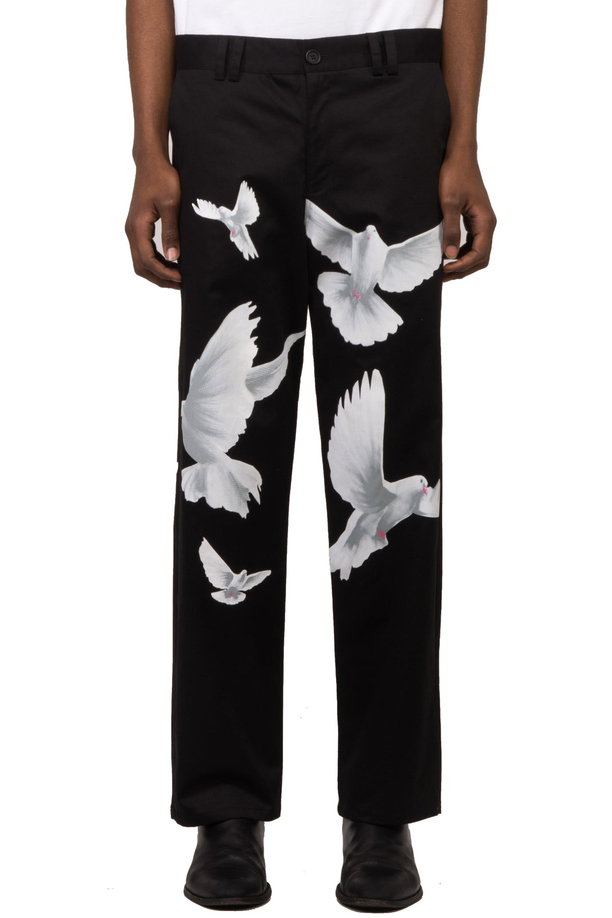 PAOLO BIRDS TROUSERS