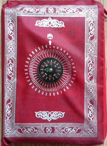 Pocket Prayer Rug for Travelling