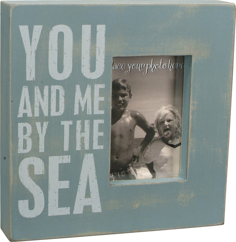 Box Frame - By The Sea