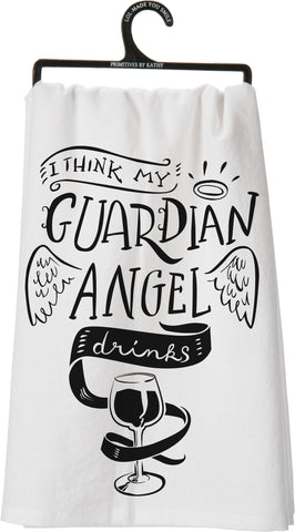Dish Towel - Guardian Angel