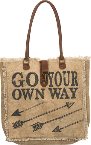 Canvas Bag - Your Own Way