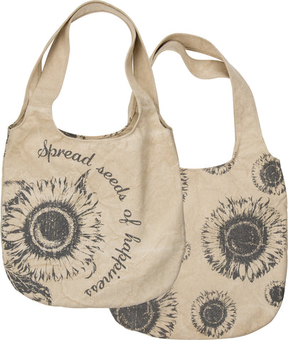 Canvas Tote - Spread Seeds