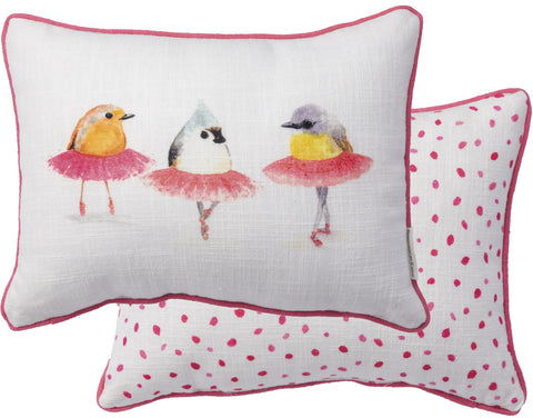 Pillow - Ballet Birds