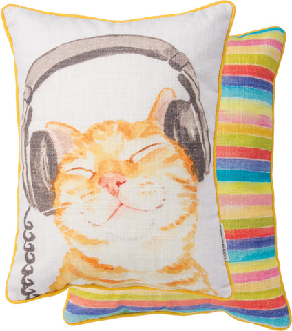 Pillow - Music Kitty
