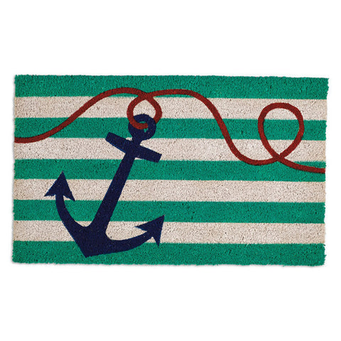 ANCHORS AWAY! DOORMAT