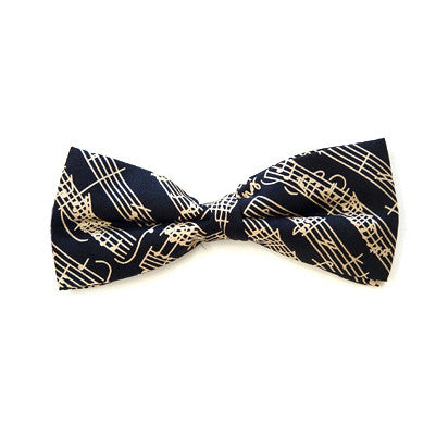 SILK BOW TIE (BOXED)