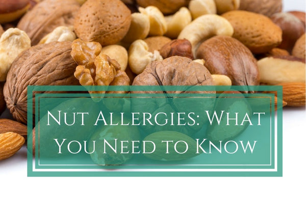 Nut Allergies - What You Need To Know