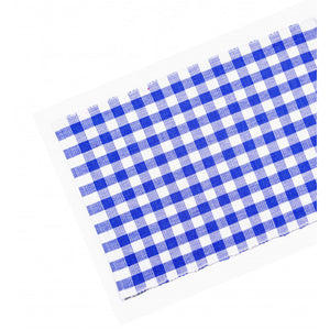 "Torro Blue 72"" Table Runner"