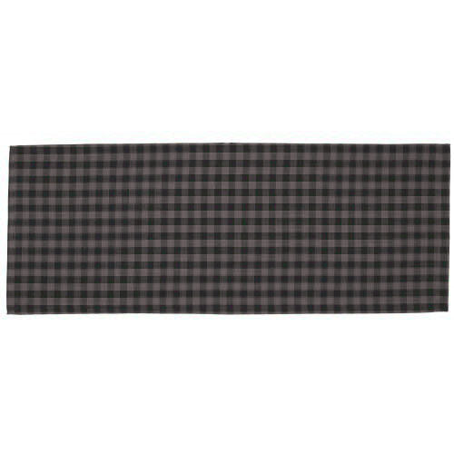 APEX - GREY BUFFALO CHECK TABLE RUNNER