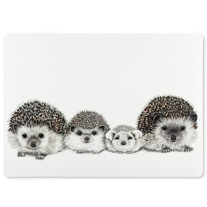 ABBOTT - HEDGEHOG FAMILY PLACEMAT