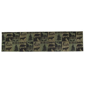 "Canadian North 54"" Table Runner"