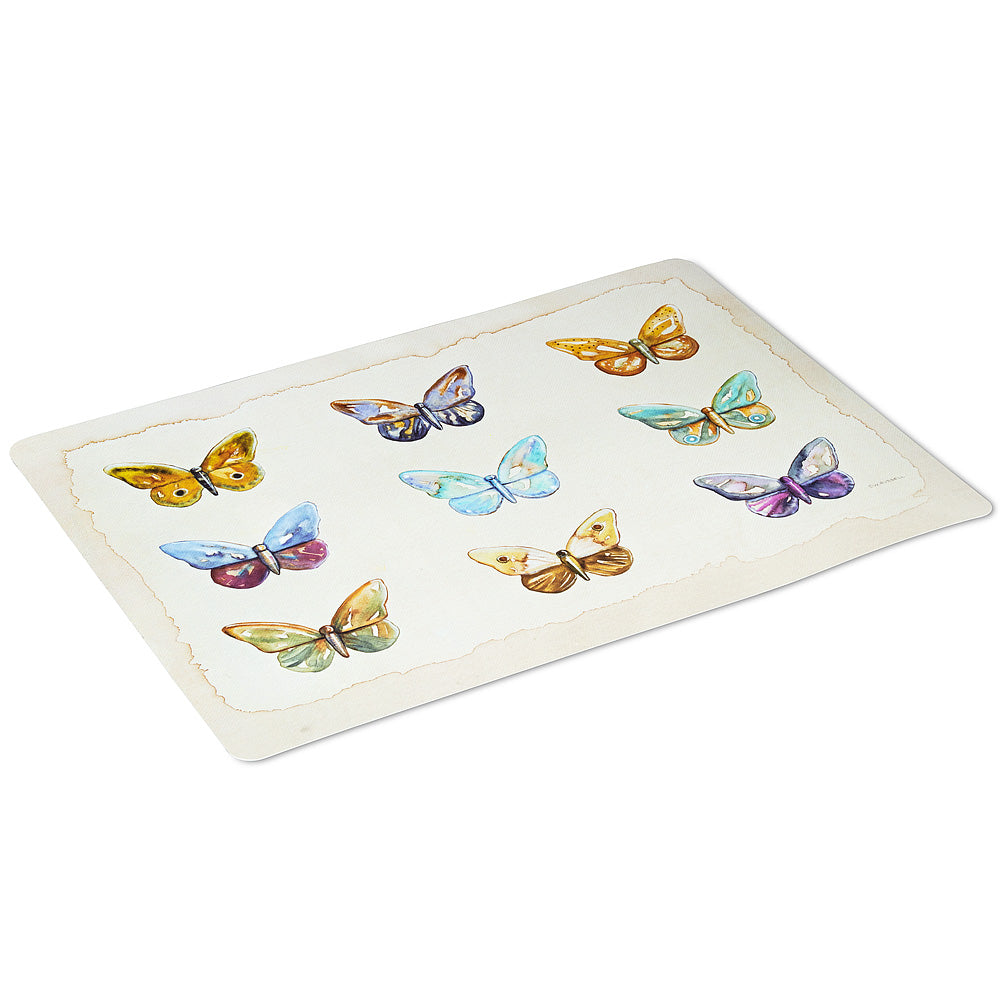 ABBOTT - BUTTERFLY GRID PLACEMAT